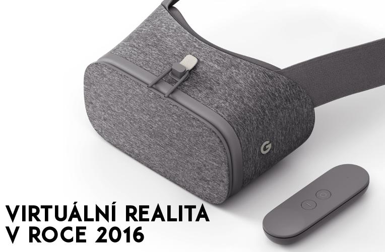 Virtuální realita v roce 2016