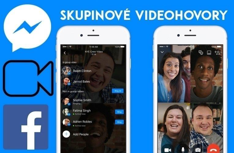 Skupinové Videohovory