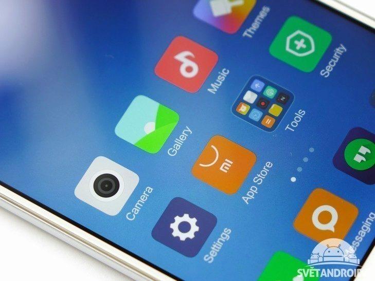 Xiaomi Redmi Note 3 - displej, čitelnost