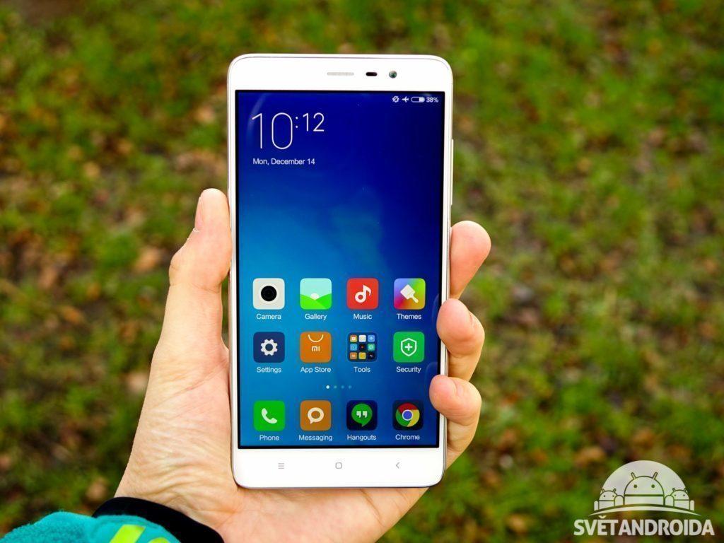 Xiaomi Redmi Note 3 telefon do 5000 Kč