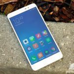 Xiaomi Redmi Note 3 – konstrukce, přední část telefonu (7)