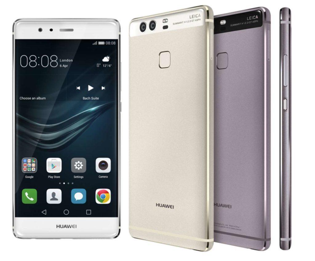 Které telefony Huawei dostanou Android 7.0 Nougat?