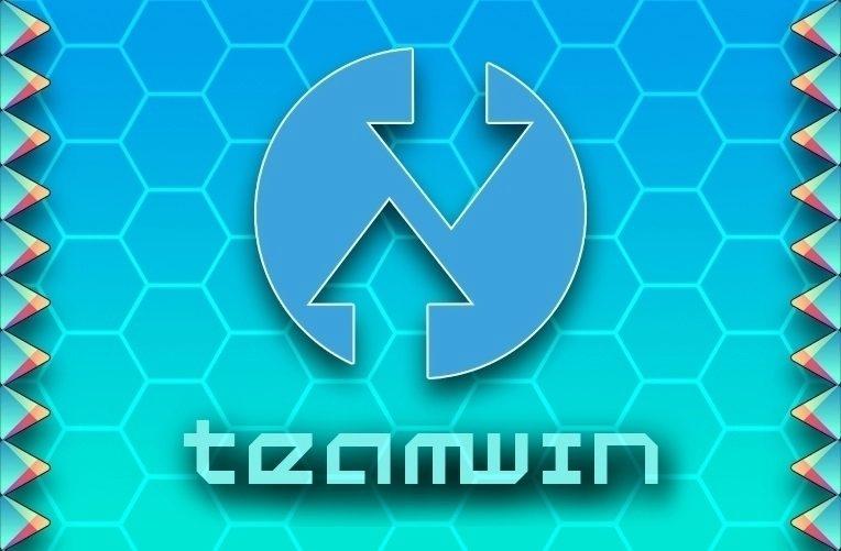 aplikace twrp