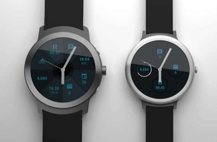 a424c97143b Google chystá na rok 2017 dvoje chytré hodinky s Android Wear 2.0