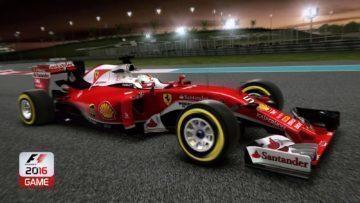 Ferrari nesmí chybět
