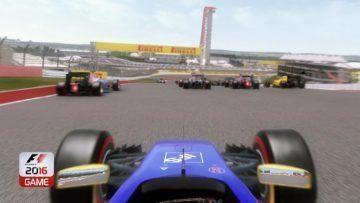 F1 2016 od Codemasters