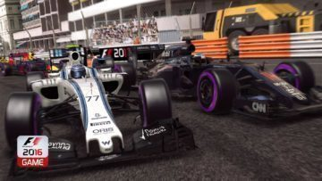 F1 2016 přináší těsné souboje