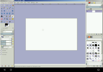 Grafický editor GIMP