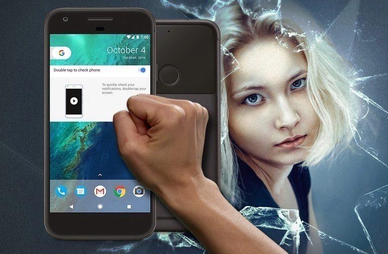 Také telefony Google Pixel podporují tuto funkci