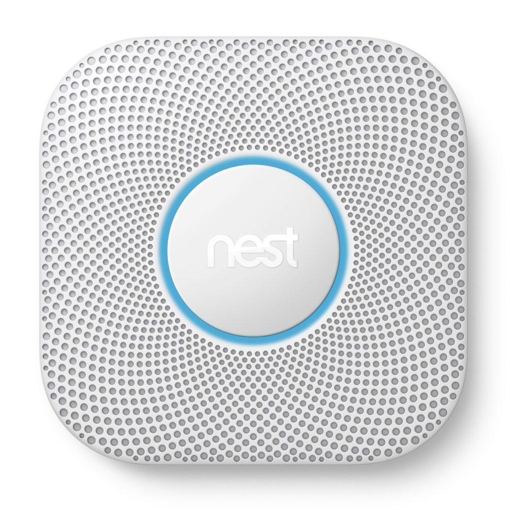 Nest Protect: chytrý detektor kouře a oxidu uhelnatého