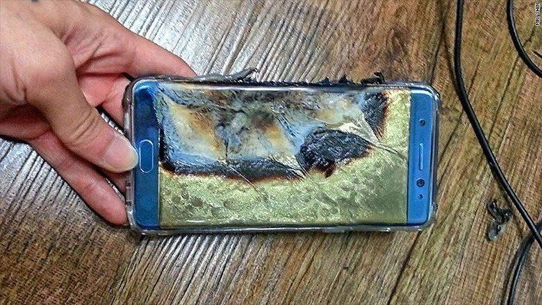 Vyšetřování odhalilo příčinu požárů Samsungů Galaxy Note 7