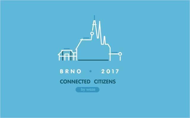 Brno se připojuje k programu Waze Connected Citizens