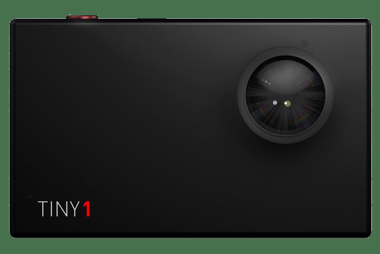 Tiny1 - nejmenší astronomický fotoaparát