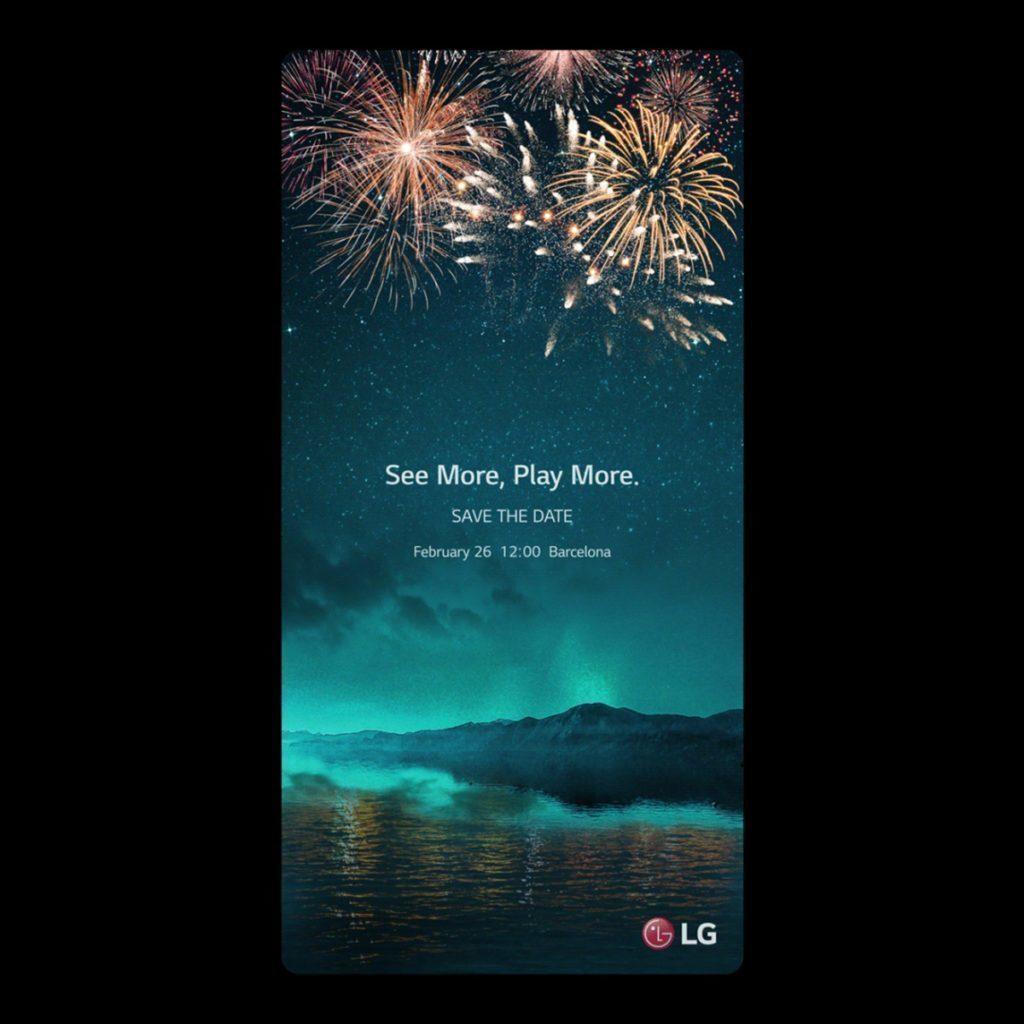 LG představí vlajkovou loď G6 26. února v rámci Mobile World Congressu