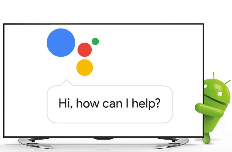 Assistant a Android TV