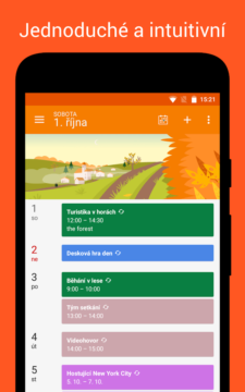 DigiCal Kalendář