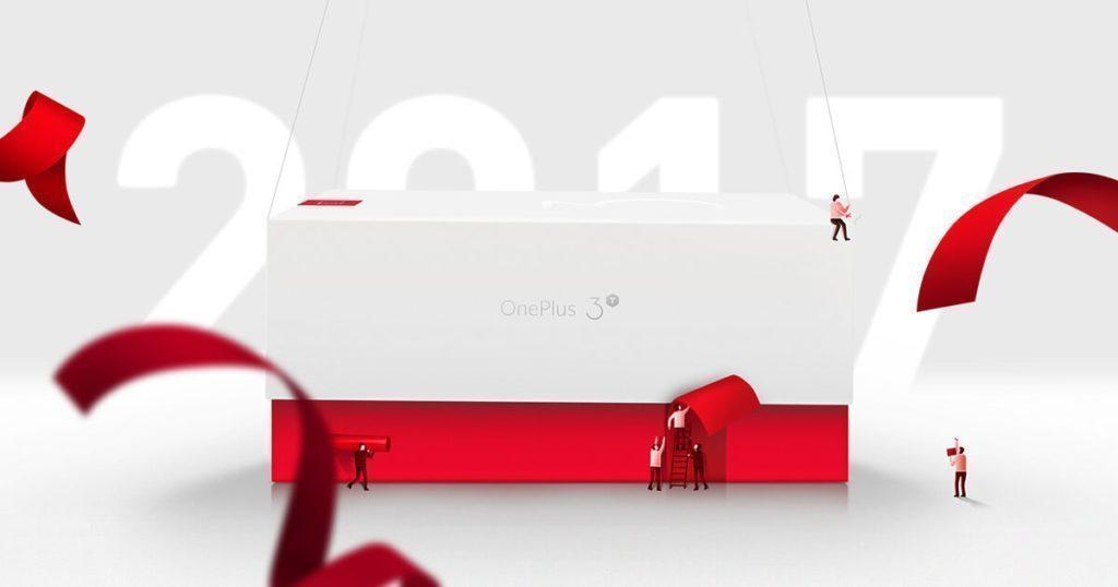 Novoroční předsevzetí společnosti OnePlus
