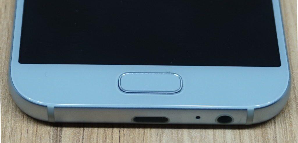 Galaxy A5 (2017) ctecka