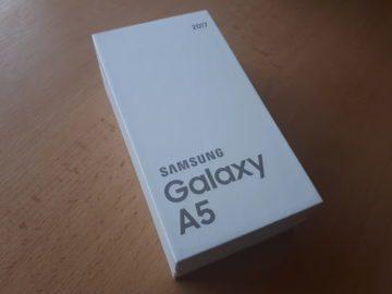 Galaxy A5 (2017) fotografie 14