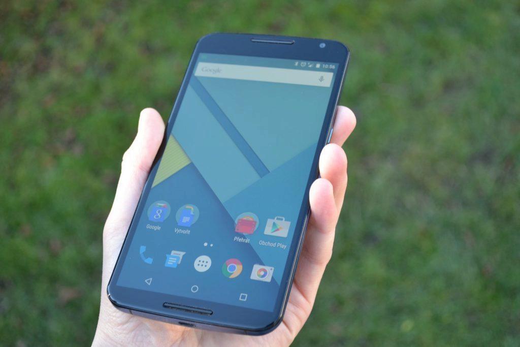 Nexus 6 má s Androidem 7.1.1 problémy s ozvěnou