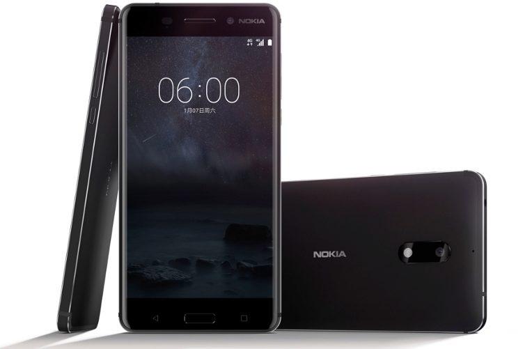 Nokia smartphony