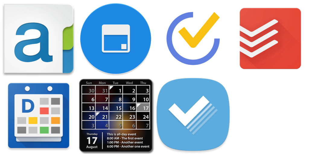 Nejlepší kalendáře a aplikace na organizaci času