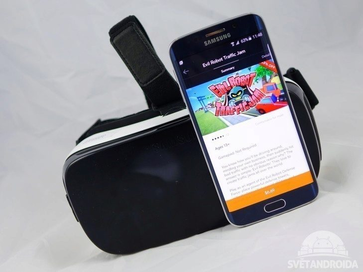Samsung Gear VR Lite (SM-R322) (2 of 12)