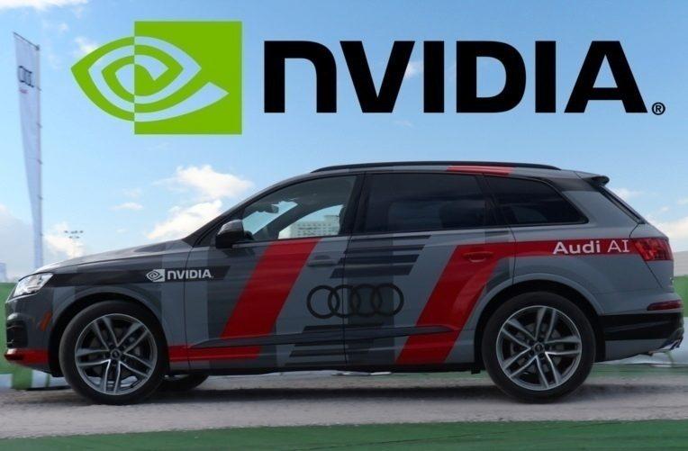 Společnost Nvidia