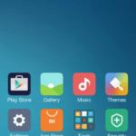 Xiaomi Redmi 3 – systém,  domácí obrazovka