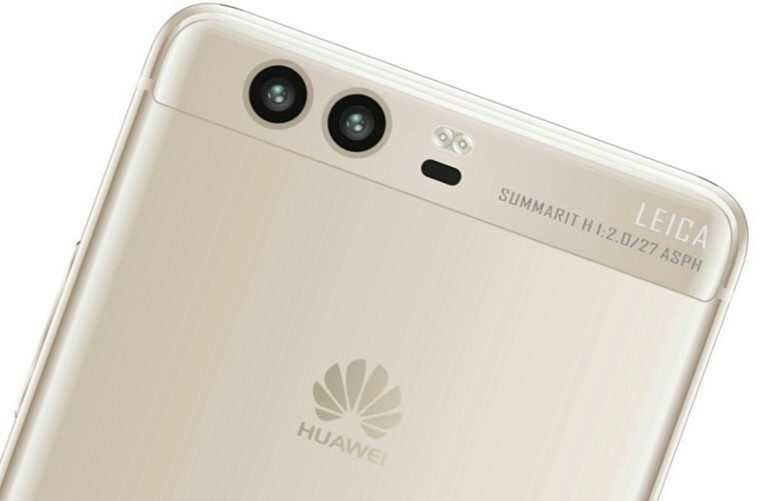 fotoaparát Huawei P10