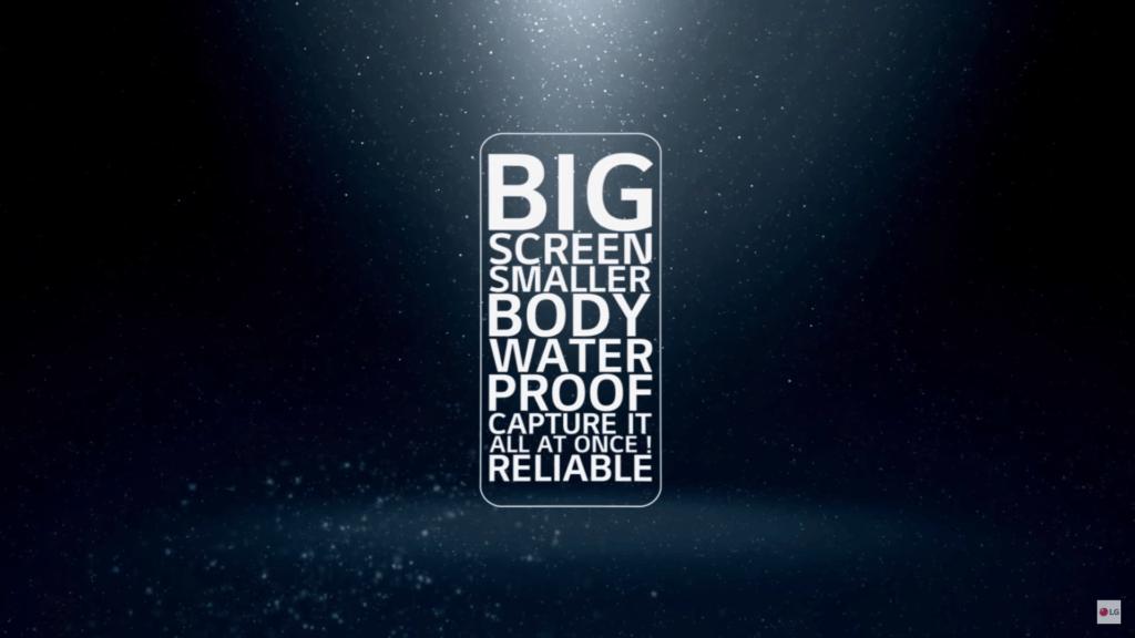 LG G6 slibuje velkou obrazovku, kompaktní tělo a odolnost proti vodě