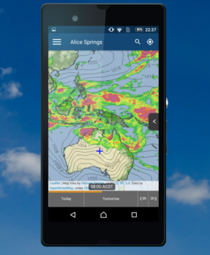 Nová předpověď počasí meteoblue