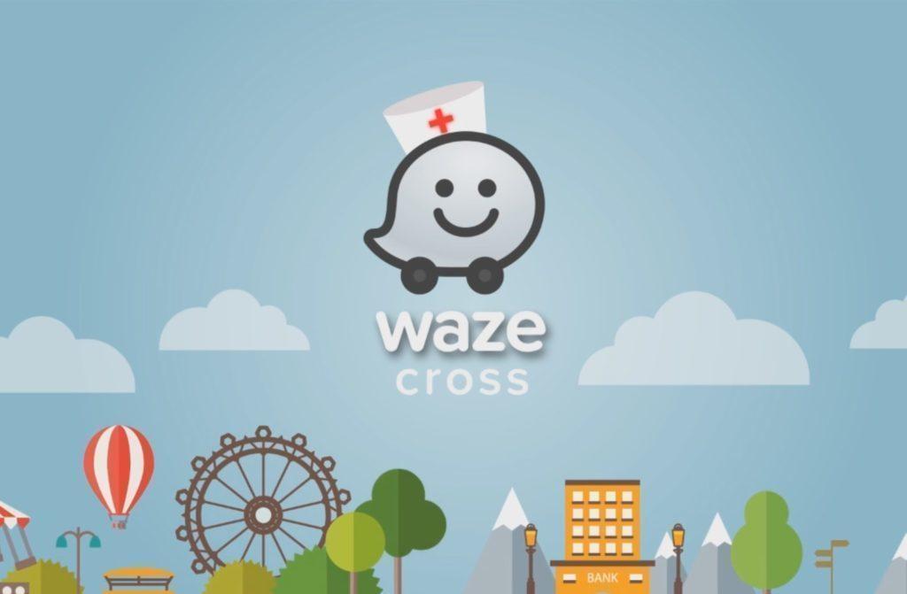 Waze Cross představuje vizi navigace budoucnosti