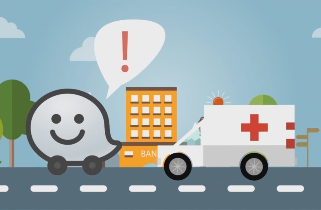 Navigace by mohla varovat před sanitkou