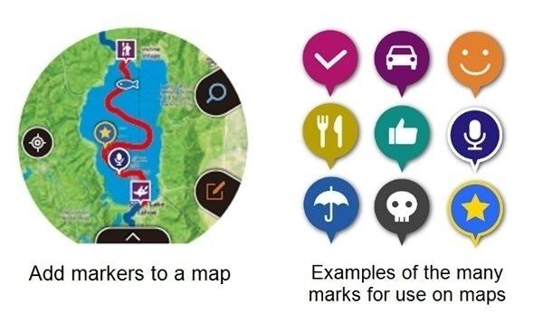 Nebudou chybět offline mapy