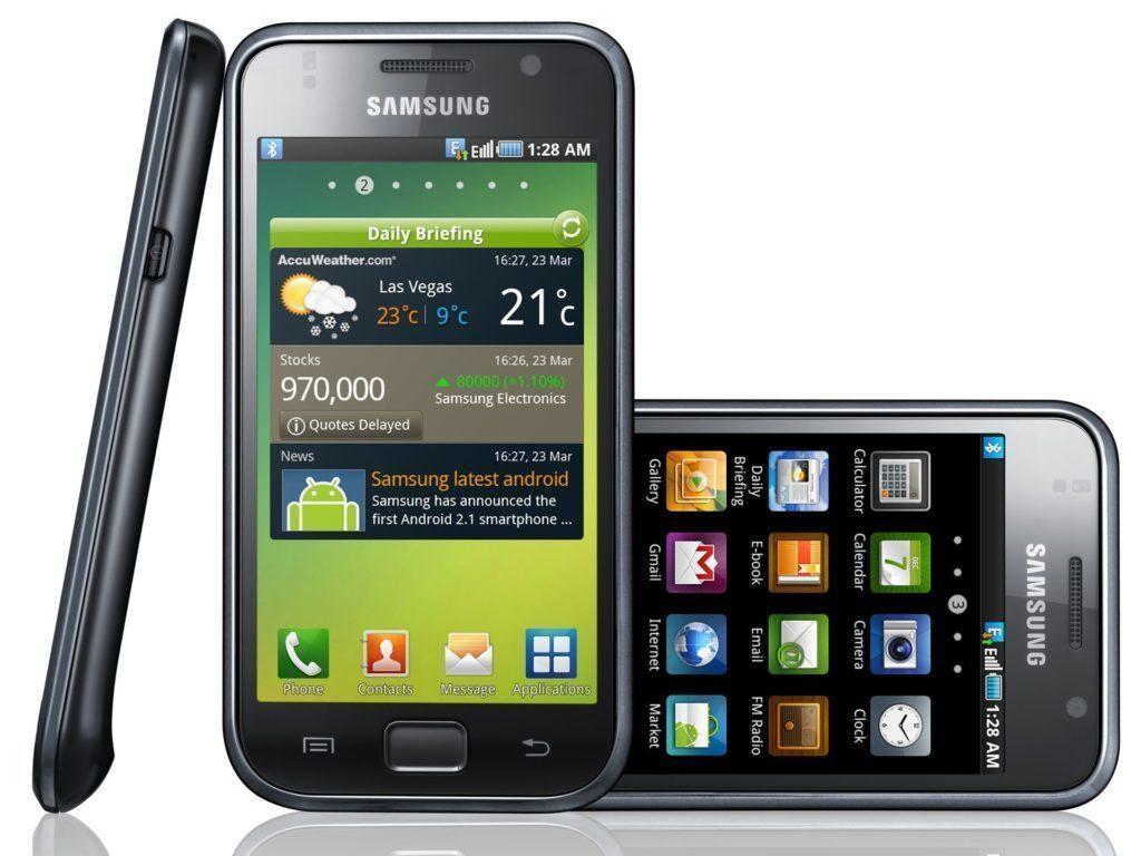 Na 7 let starém Samsungu Galaxy S se povedlo spustit Android 7.1.1