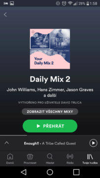 Spotify-tipy-daily-mix