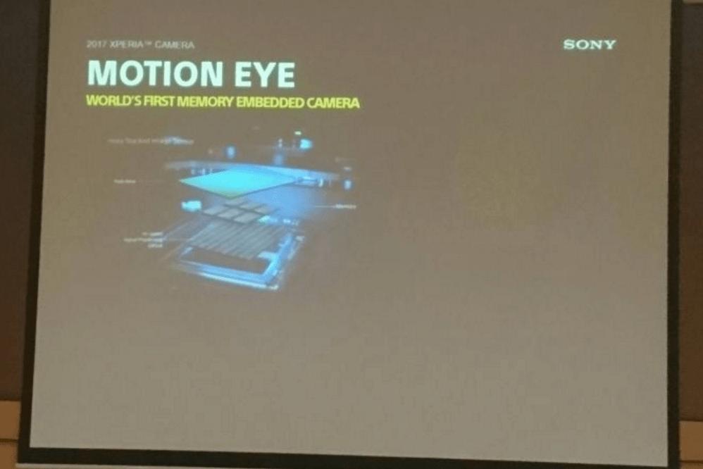 Snímek naznačuje, že Sony chystá pro nové Xperie foťák s integrovanou pamětí