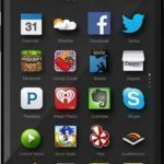 Amazon Fire Phone – Zepředu-2