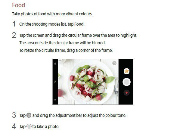 Android 7 Nougat na Samsungu Galaxy S6 nenabídne režimy fotoaparátu