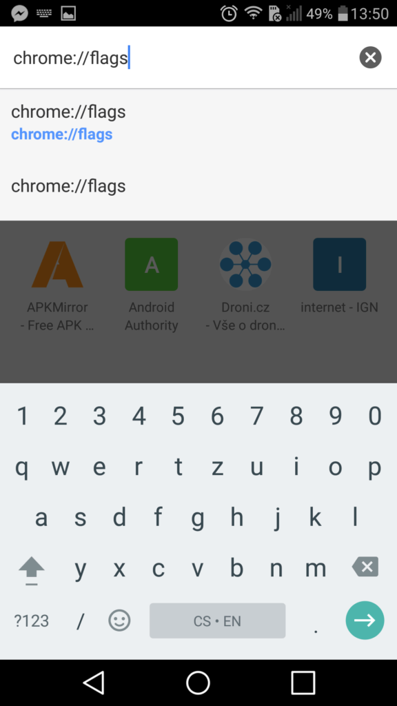 chrome 50 apk