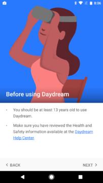 Google-Daydream-View-aplikace-nastaveni-2