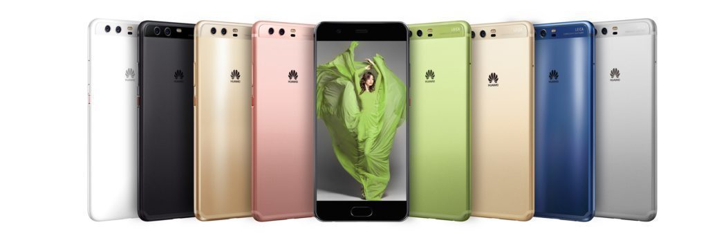 HUAWEI P10 Group Shot
