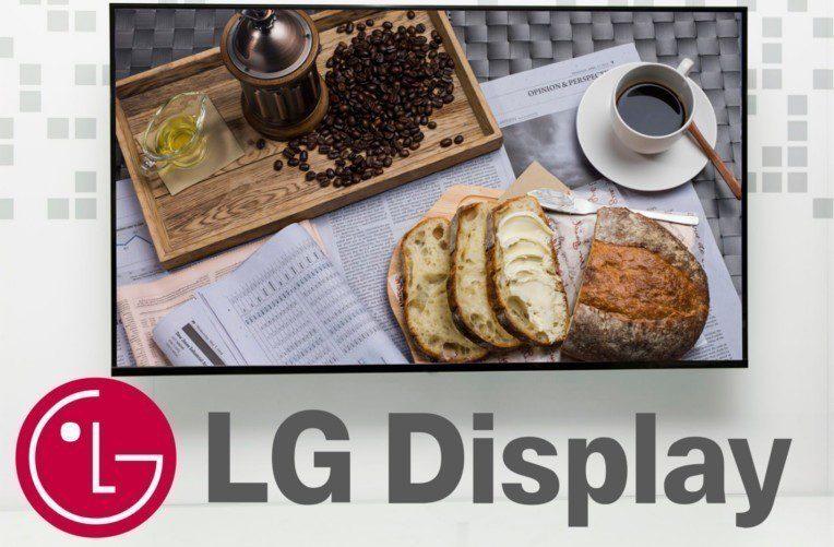 LG displeje