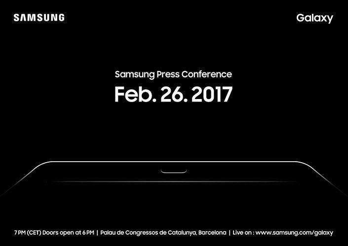 Samsung chystá na 26. února tiskovou konferenci