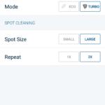 Neato Botvac Connected -  aplikace, ovládání vysávání (3)