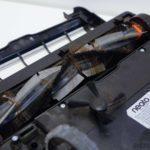 Neato Botvac Connected - konstrukce, kartáč, nečistoty