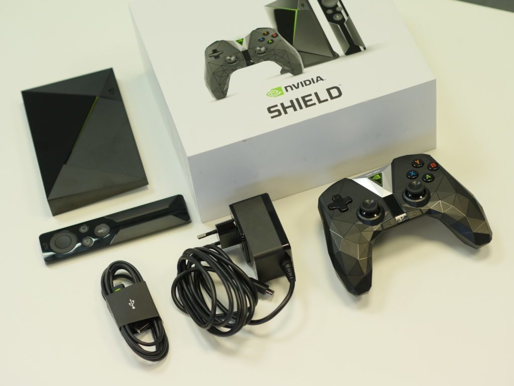Nvidia Shield TV (2017) baleni