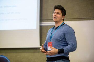 Petr Mišák WordPress WordCamp 2016