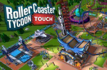 Nový RollerCoaster Tycoon Touch je zdarma. Nabídne pěknou 3D grafiku